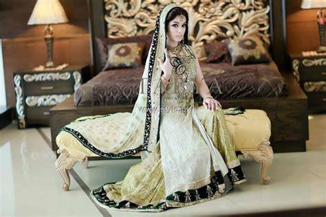 bridal walima dresses   pakistani brides  life