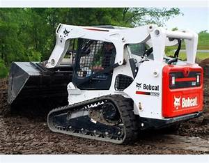 Bobcat T650 Compact Track Loader Service Repair Workshop