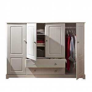 Armoire Basse Chambre : armoire de chambre basse ~ Teatrodelosmanantiales.com Idées de Décoration