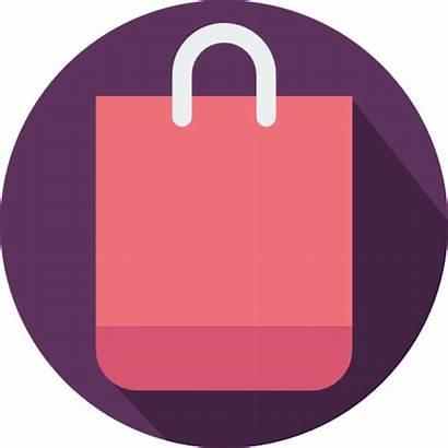 Icon Bag Shopping Business Icons Shopper Supermarket