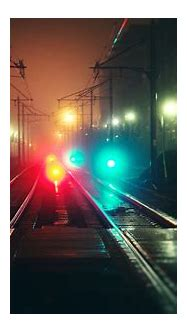 Vehicles trains rail roads tracks steel shine station ...