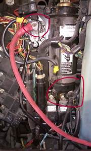 Where To Attach Battery Cables For 1999 120 Hp Merc Outboard  - The Hull Truth