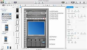 Add A Rack Diagram To Ms Word