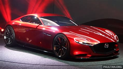 Tokyo 2015: Mazda RX-Vision – new rotary concept! Image 398119