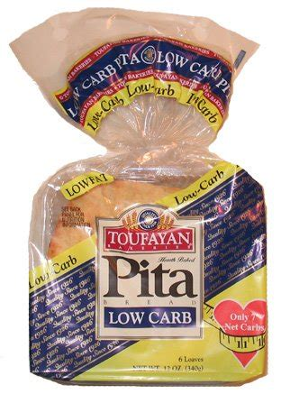 Amazon.com : Toufayan Bakeries Low Carb/Low Sodium Wrap