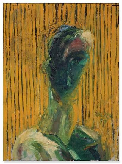 Neo Rauch Portrait Self 1960 Paintings Artist