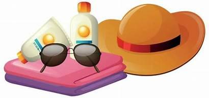 Towel Beach Clipart Summer Clip Towels Accessories