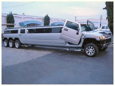 hummer limousine with hummer limousine