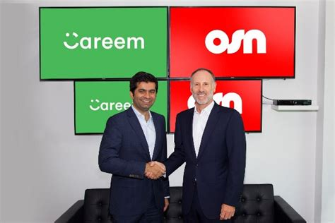 Careem And Osn Announce Strategic Partnership To Deliver