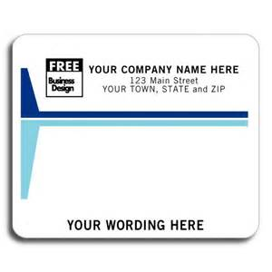 Personalized Laser Mailing Labels
