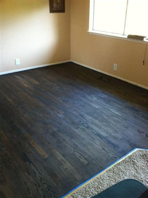 hardwood flooring yuba city ca oak floor ebony stain yelp
