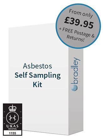 asbestos  sampling kits bradley environmental