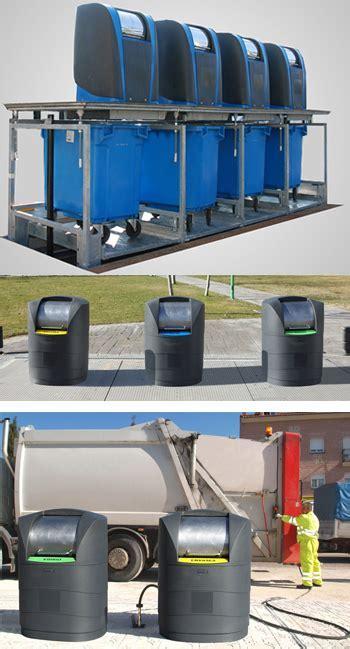 MES Ireland   Underground Wheelie Bin Recycling
