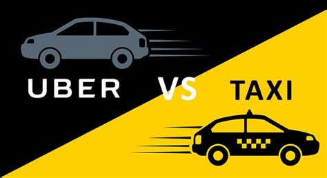 Uber Vs Cab Taxi Drivers Started To Protest Against The