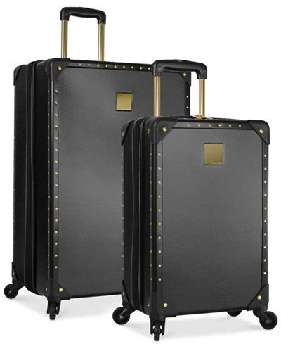 vince camuto loma hardside spinner luggage collection