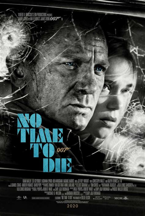 No Time to Die Movie Poster Gallery