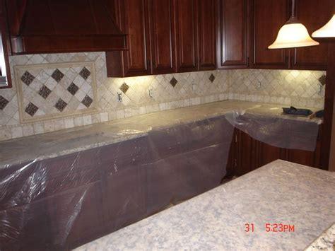 travertine kitchen backsplash travertine backsplash kitchen remodel