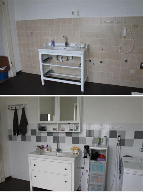 Altes Badezimmer Aufpeppen Vorher Nachher Bilder by Meine Neuen Fliesen Mit Foliesen