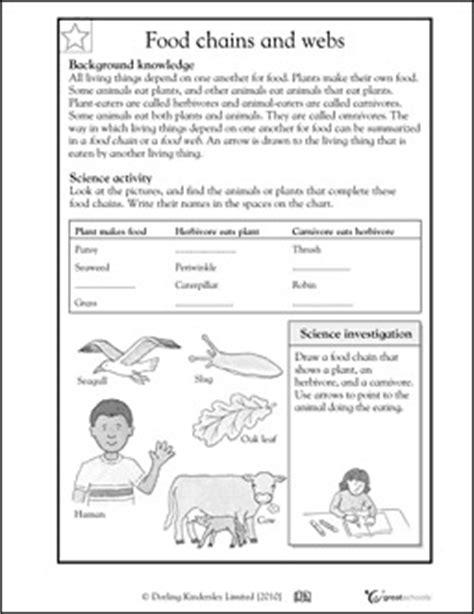 worksheets activities  spring break greatkids