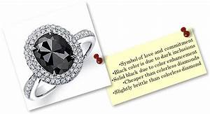 Black diamond engagement rings unusual and exotic for Black wedding rings meaning