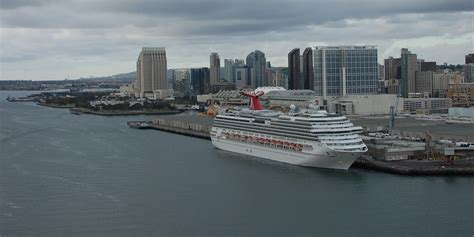 San Diego (California) Cruise Port Schedule | CruiseMapper