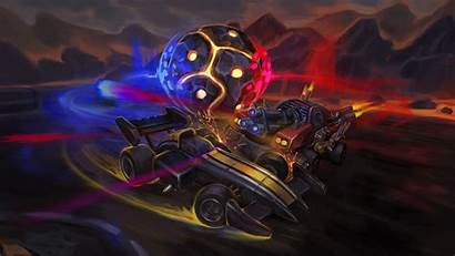 Heavy Metal Machines Future Gaming Space Competition
