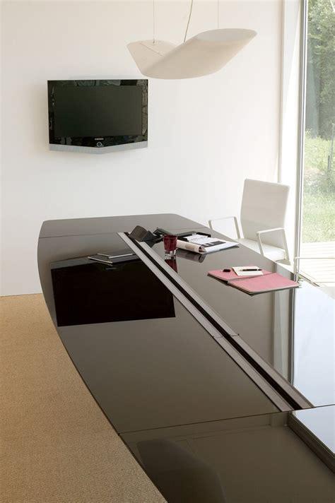 table de bureau en verre tables de réunion en verre montpellier 34 nîmes 30 béziers