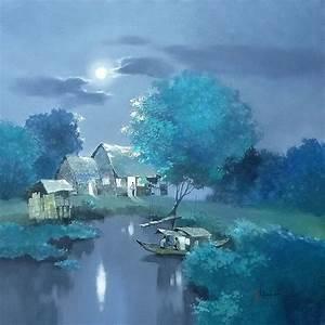 imágenes arte pinturas modernos paisajes co
