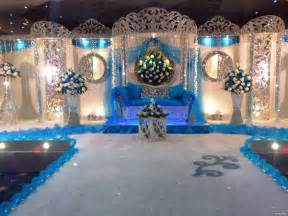 decor blue wedding reception decorations centerpieces mudroom kitchen southwestern large