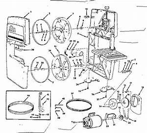 Craftsman 12 Sander Parts