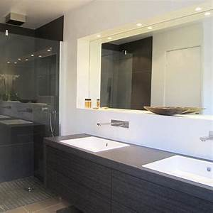salle de bain design et style contemporain idees et With salle de bain design contemporain