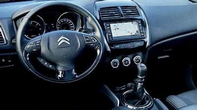 C4 Aircross Interni by C4 Aircross Citroen Interni Da Premium Motorcompass