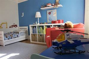 Boys room interior design for Toddler boys room decoration ideas