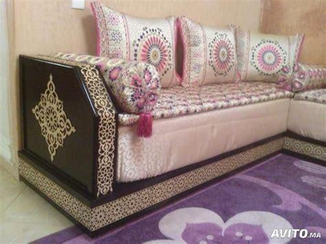 tissu canape metre salon marocain au mètre bois beledi