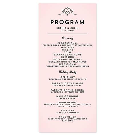 simple wedding programs search wedding weddings simple weddings and
