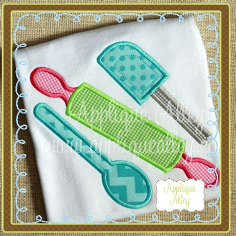 kitchen applique designs appliqu 233 for kitchen towels placemats ovenmits 2187