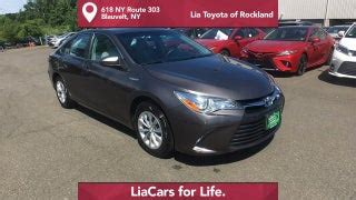 Toyota Of Westchester by Used Cars For Sale Near Westchester Lia Toyota In