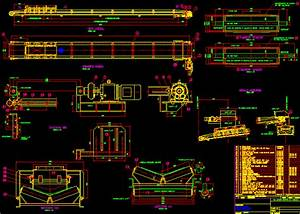 Conveyor Belt DWG Block for AutoCAD • Designs CAD