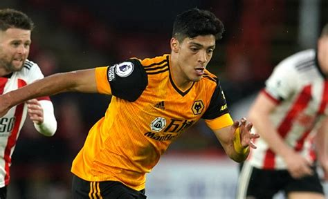 Raul Jimenez delighted with new Wolves contract - Tribal ...