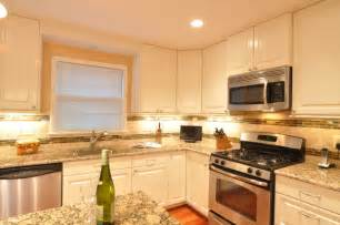 kitchen backsplash for white cabinets kitchen remodel white cabinets tile backsplash undercabinet lighting island traditional