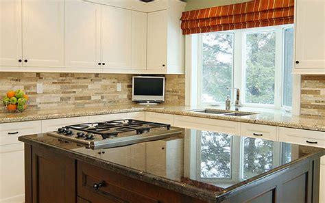 Kitchen Backsplash Ideas With White Cabinets — Railing