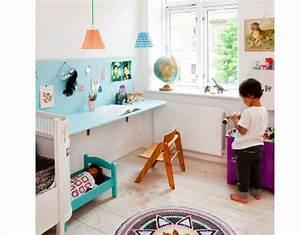 Quelles couleurs choisir pour une chambre d39enfant elle for Couleur chambre d enfant