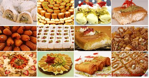 easy cuisine image gallery lebanese pastries