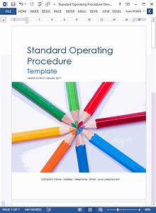 How To Write Standard Operating Procedures  Examples