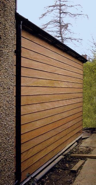 Softwood Shiplap Cladding by A Hardwood Idigbo Conservatory With Timber Shiplap
