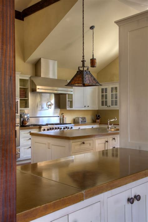Concrete Kitchen Countertops   Commercial & Residential