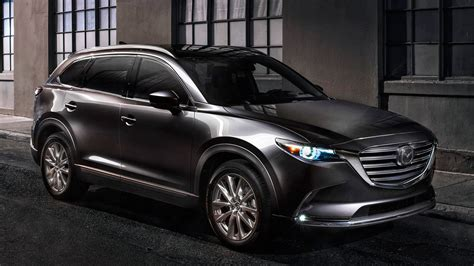 2018 Mazda CX-9 Scores New Features, Starts at $32,130 ...