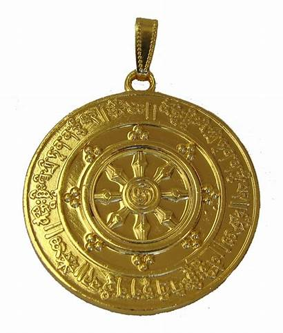 Protection Powerful Feng Shui Medallion Against Magic