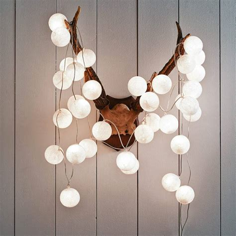 Cotton Lights by Kerst Lichtslingers Cotton Lights