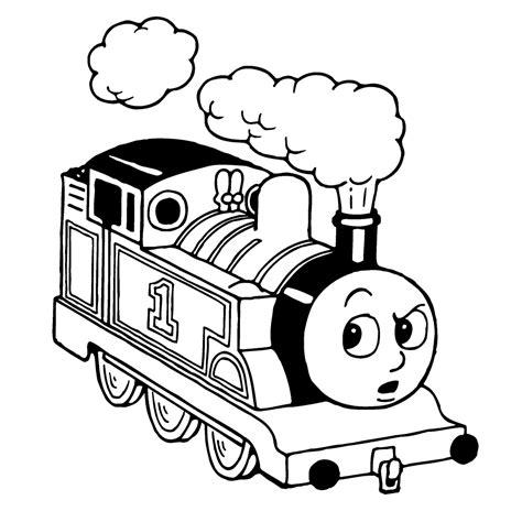 De Trein Kleurplaat by Kleurplaat Toby De Trein De Stoom Locomotief